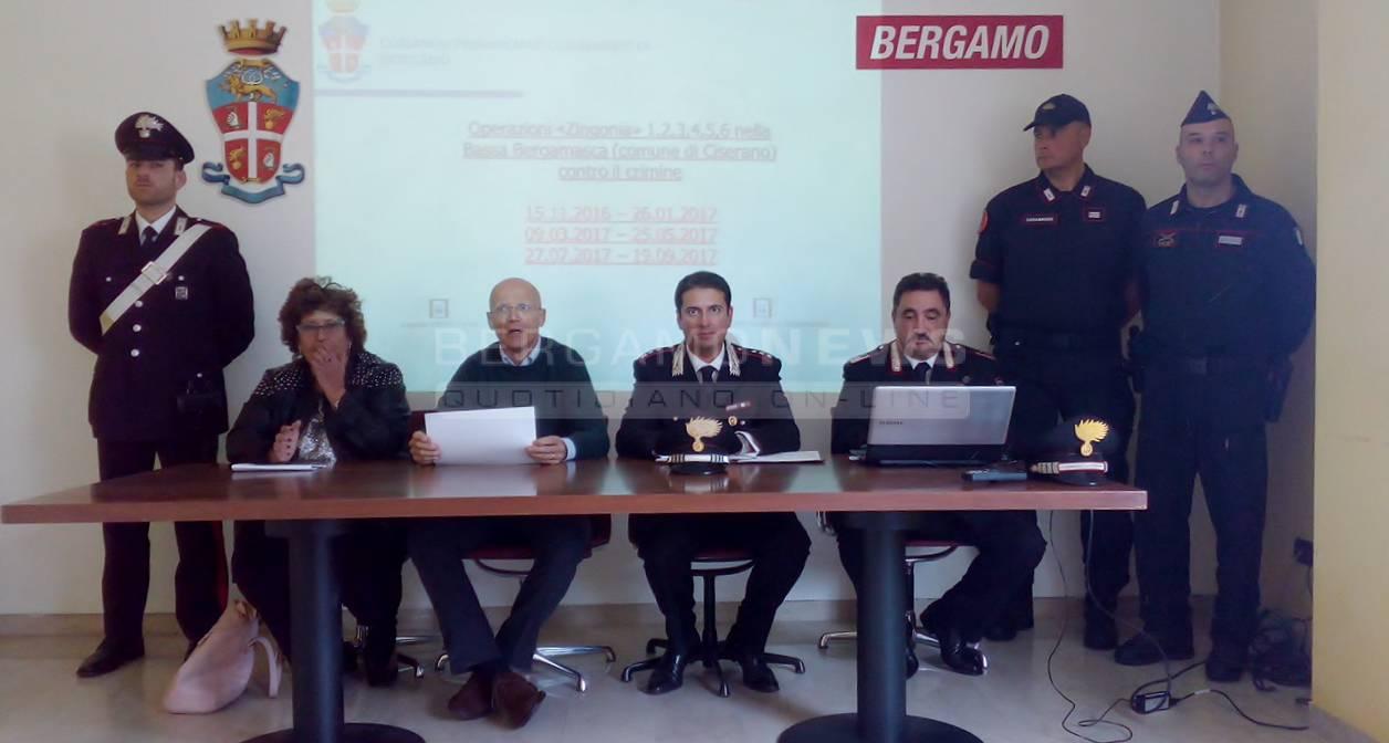 carabinieri comando