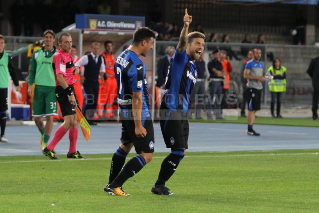 Chievo-Atalanta 1-1