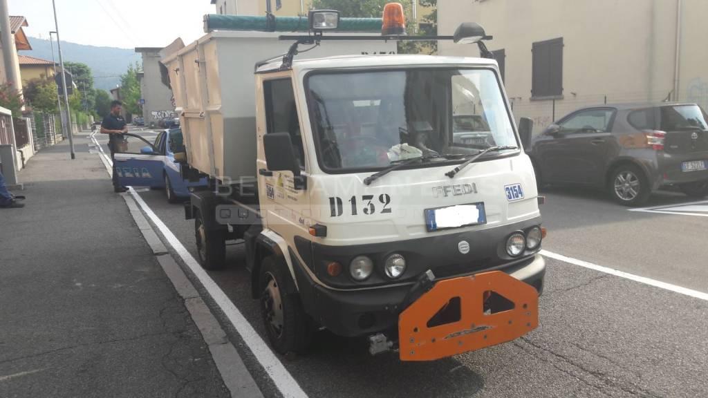 Camioncino A2A