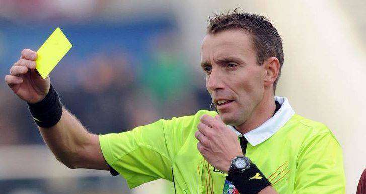 Arbitro Mazzoleni