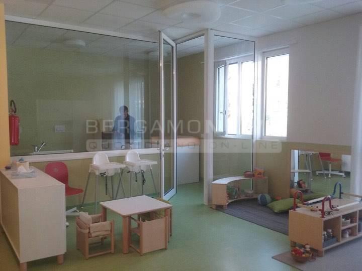 Nuovo asilo a Redona