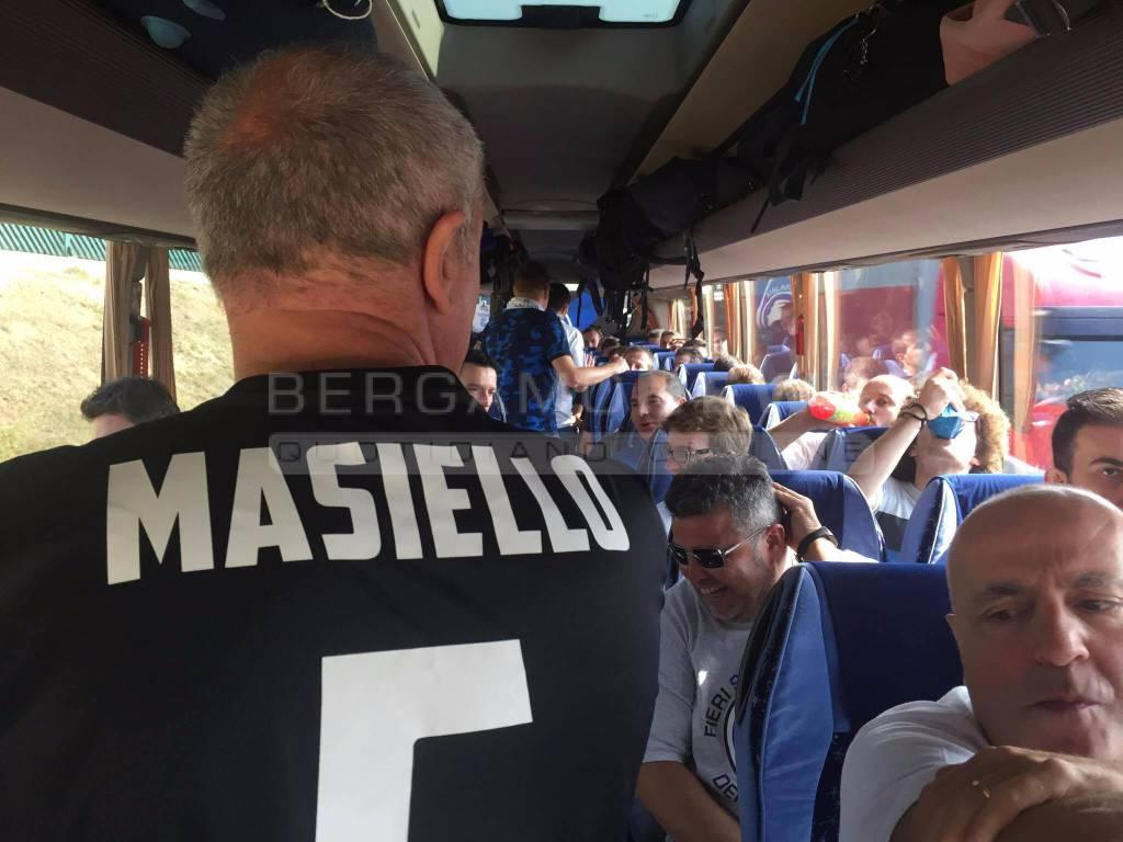 Sul bus per Lione