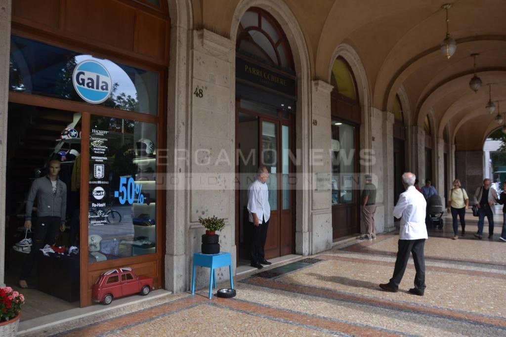 Negozi nel Centro piacentiniano