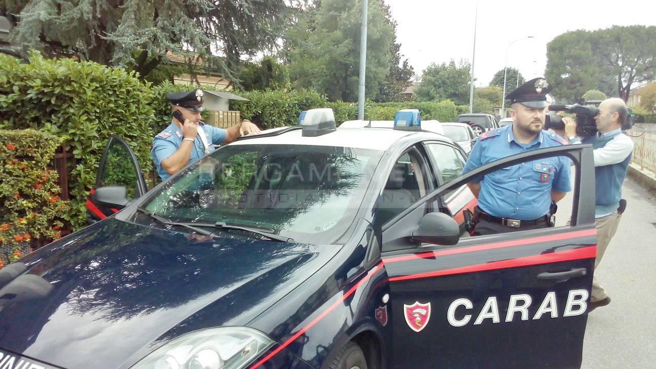 Omicidio di Palosco, due arresti In macchina avevano un'ascia