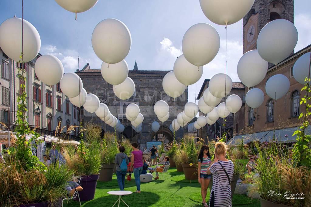 Piazza Vecchia verde