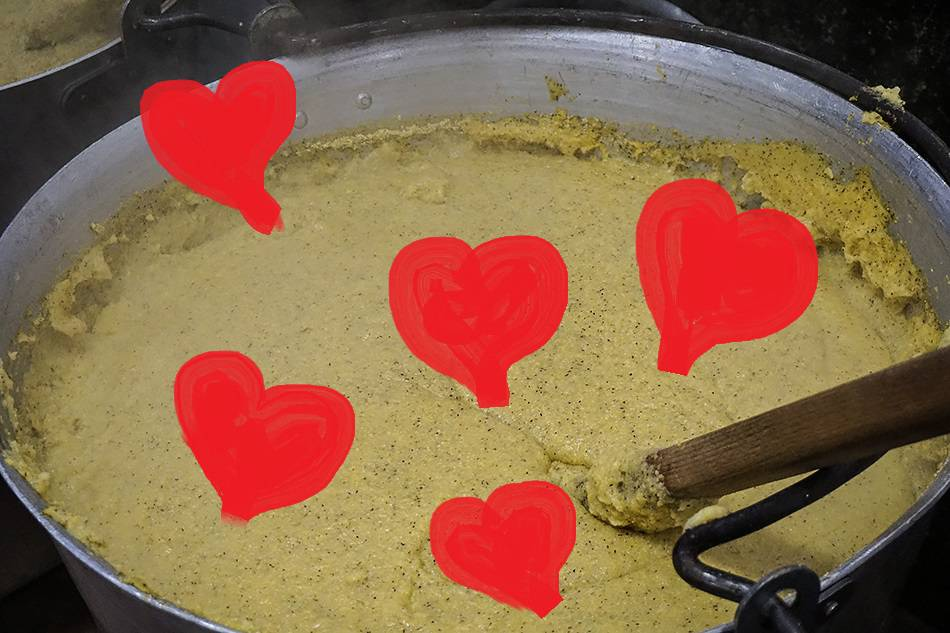 taragna coi cuori