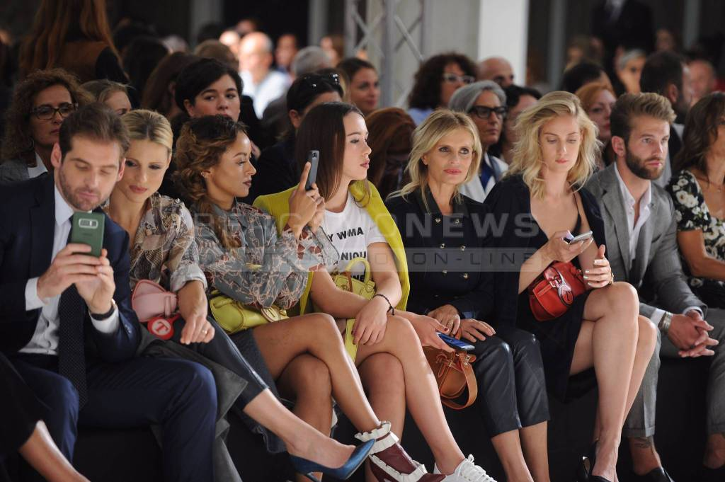 Trussardi alla Milano Fashion Week