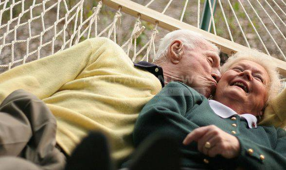 anziani e sessualità