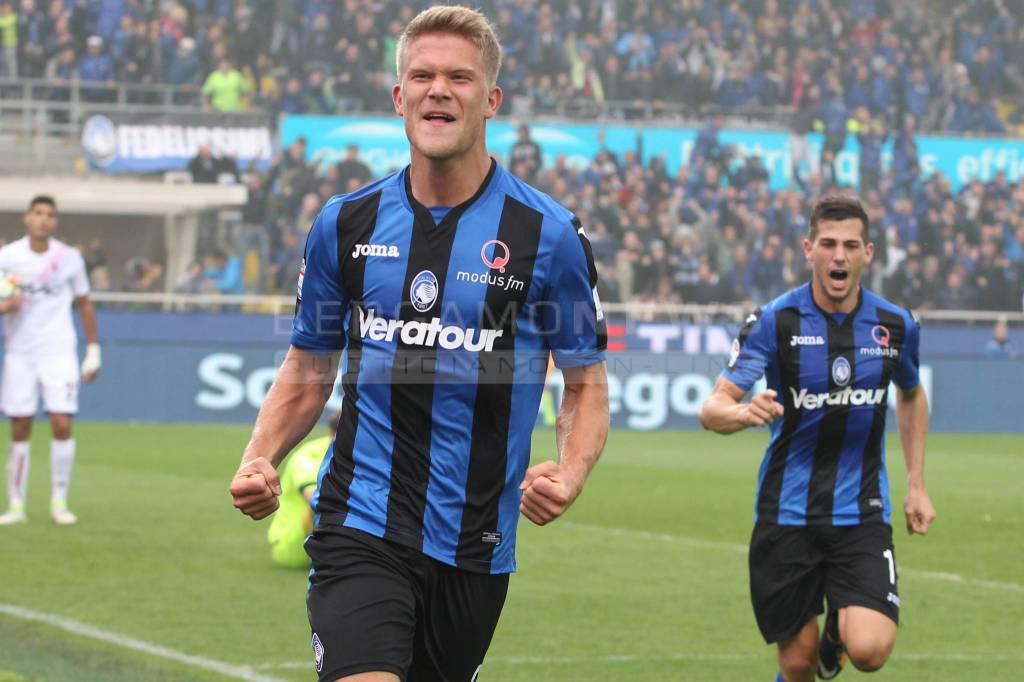Prima il Var annulla, poi l'Atalanta dilaga: Freuler-Ilicic-Kurtic, Verona ko