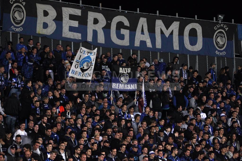Calcio, i tifosi tornano allo stadio Atalanta +2,3%, media di 17.440