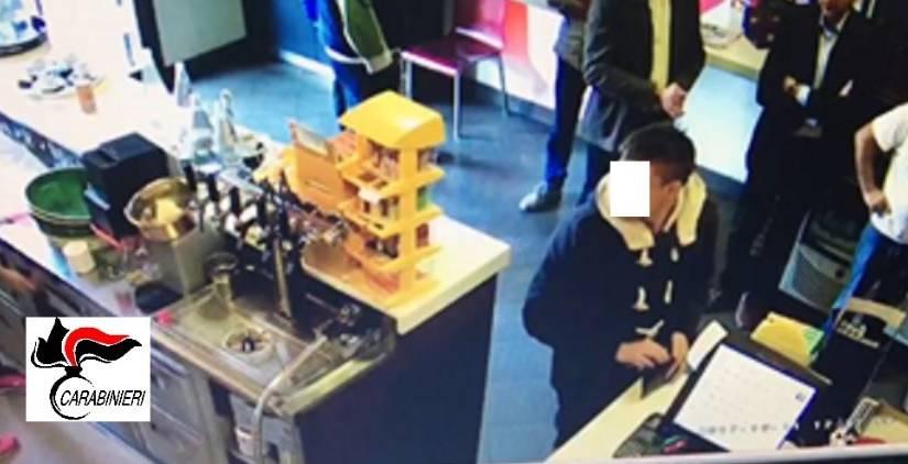 Armi e un mln euro in banconote false, un arresto nel barese