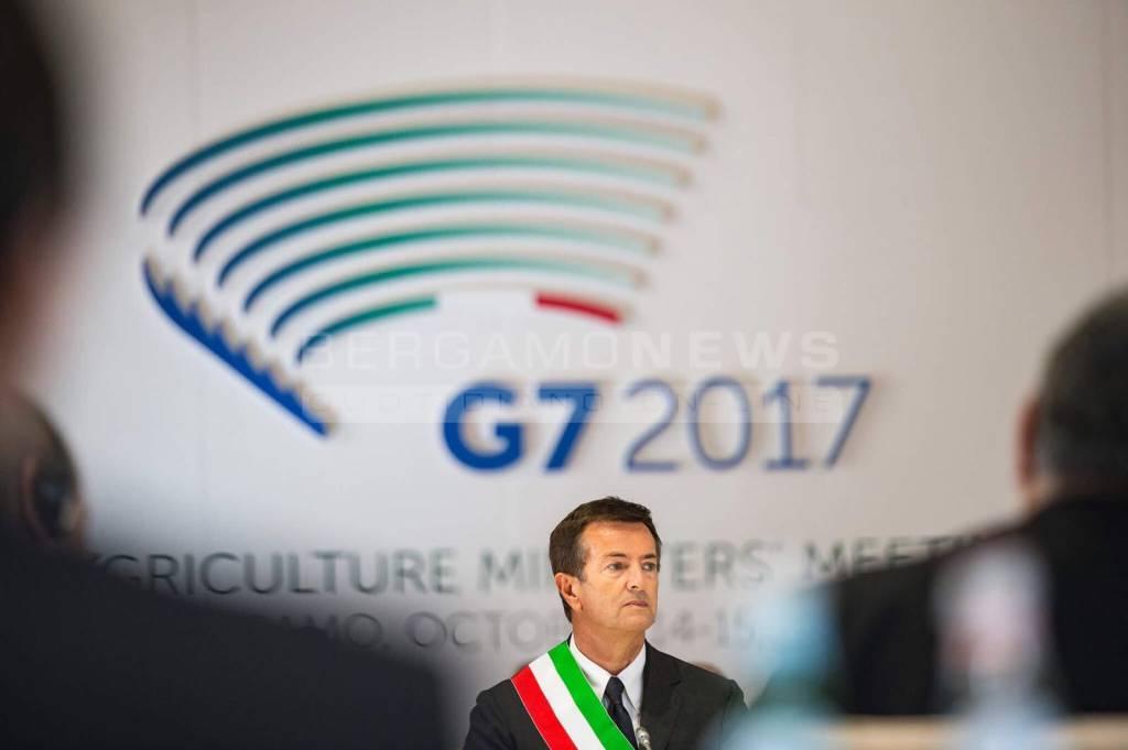 G7, l'accoglienza dei ministri
