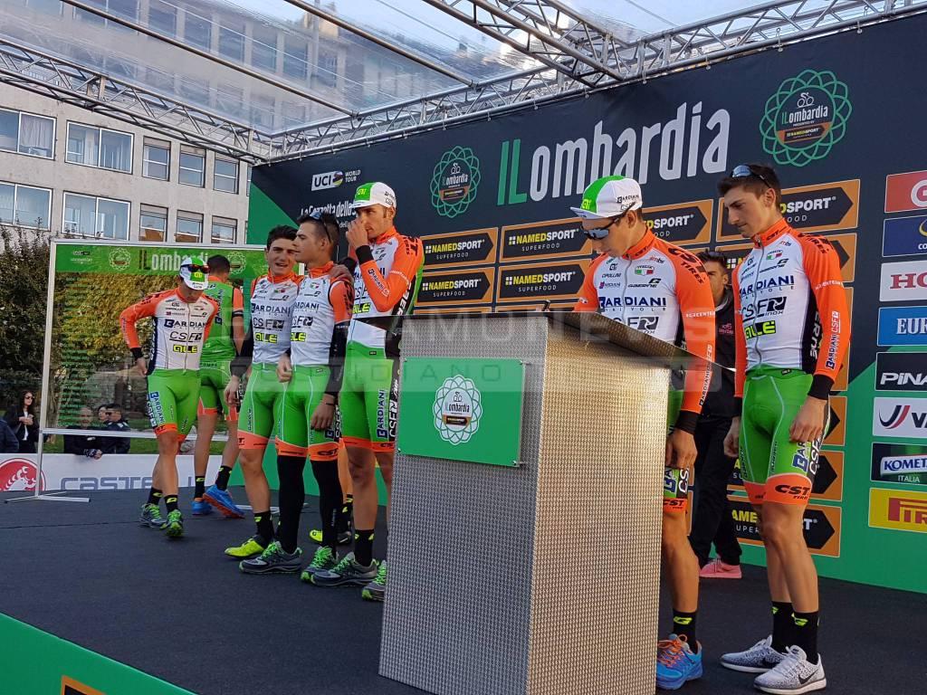 Giro di Lombardia 2017: Nibali in trionfo!!!
