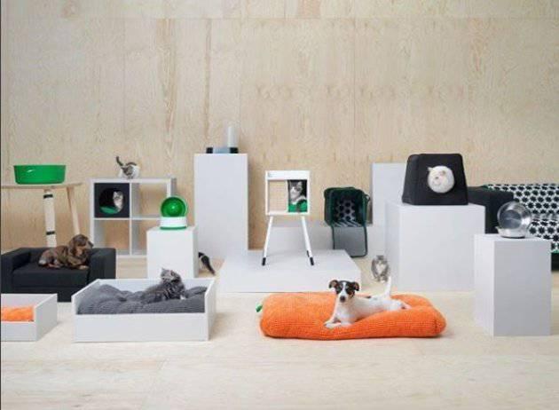 Ikea Ufficio Stampa : Catalogo sfizioso di mobili per cani e gatti: lo lancia ikea