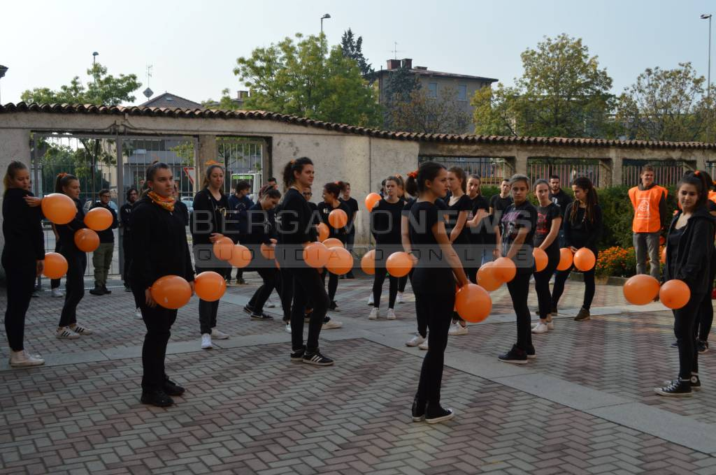 Il flash mob