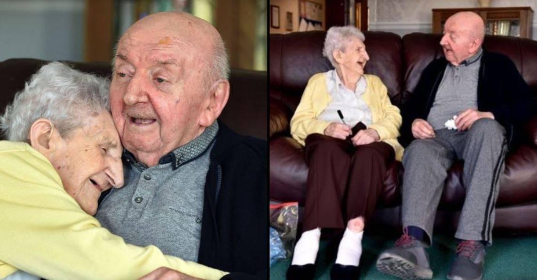Amore di mamma: in ospizio a 98 anni per stare con il figlio ottantenne