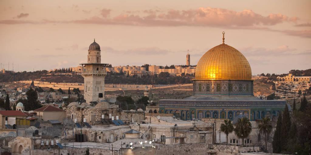 Tel Aviv Eilat Gerusalemme