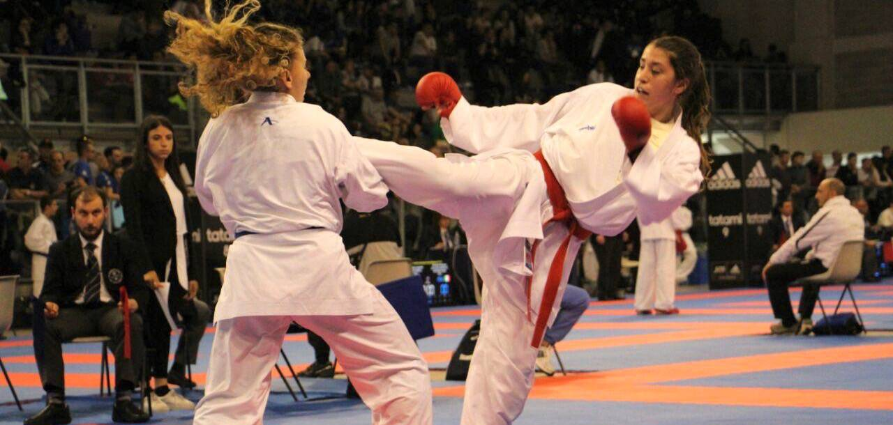 Anna Salvetti karate