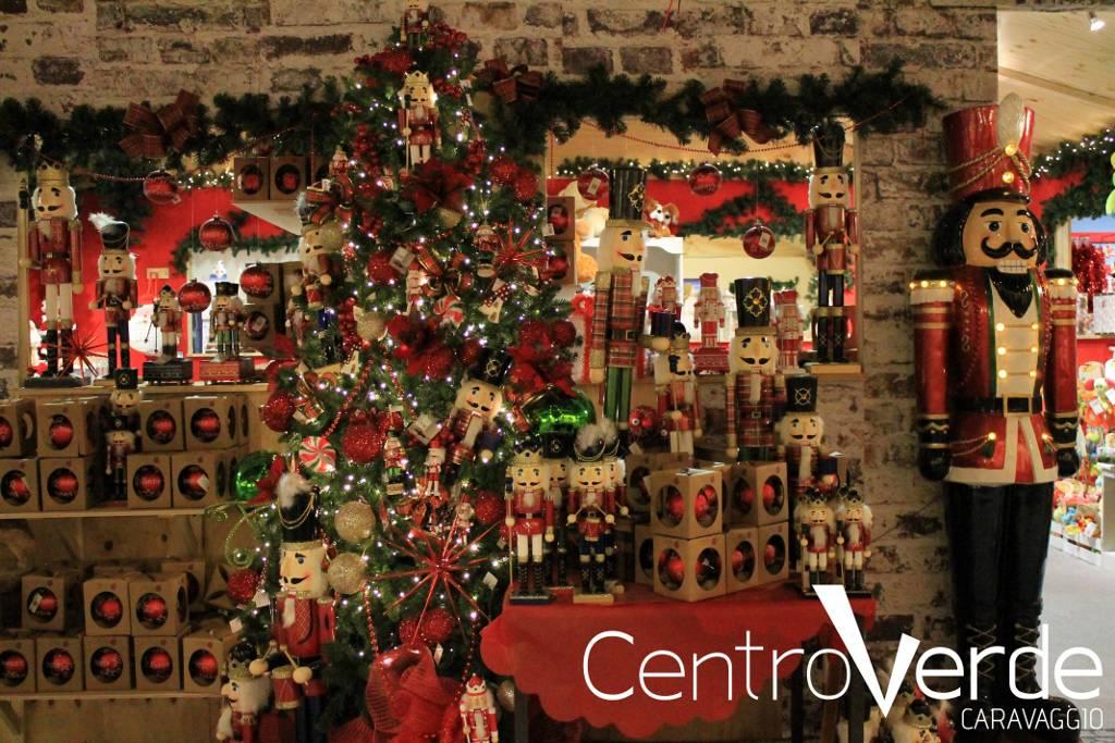 """Centro Verde, a Caravaggio apre il villaggio """"Magico Natale"""""""