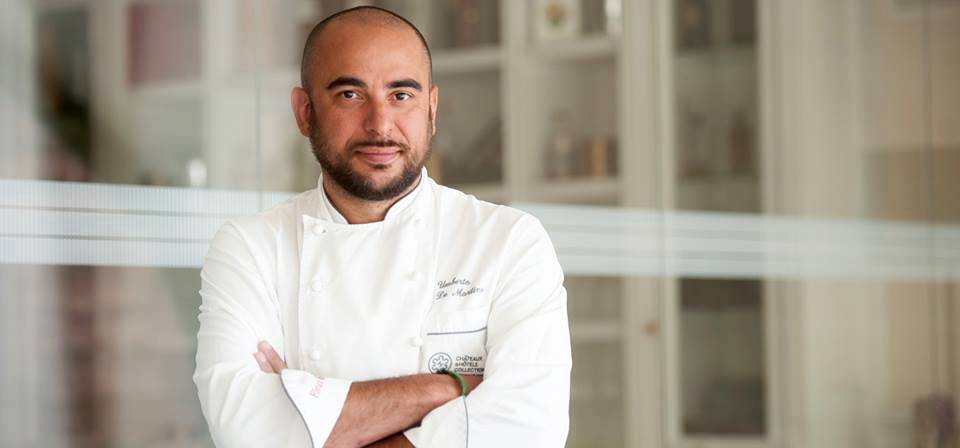 Chef Umberto Martino