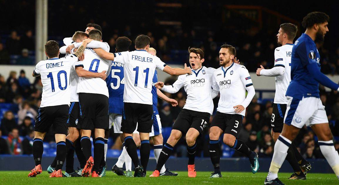 Everton-Atalanta