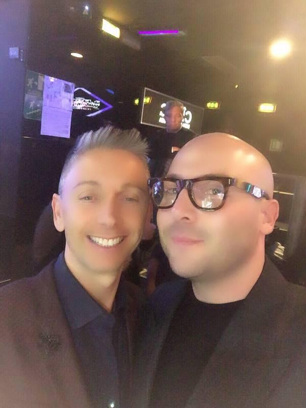 Gianluca Mech e Andrea Ubbiali