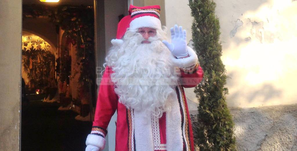 La Casa di Babbo Natale a Lovere