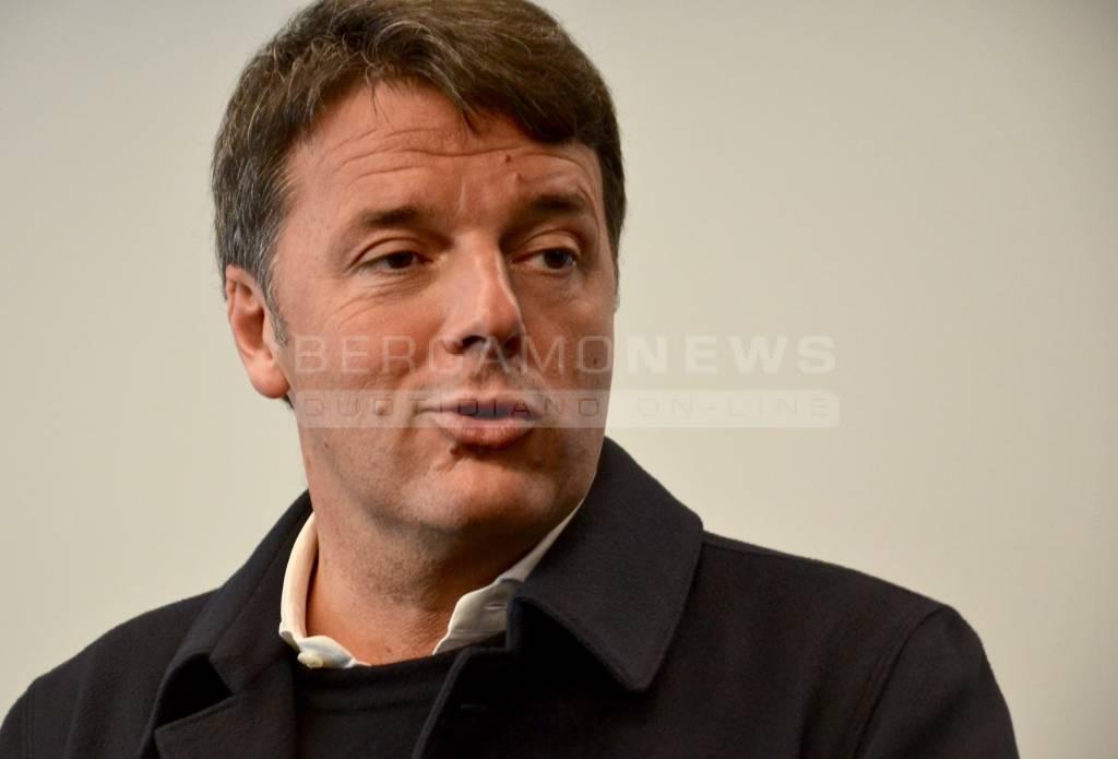 Matteo Renzi ospite di Aruba
