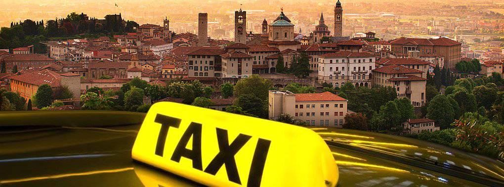 radio taxi bergamo