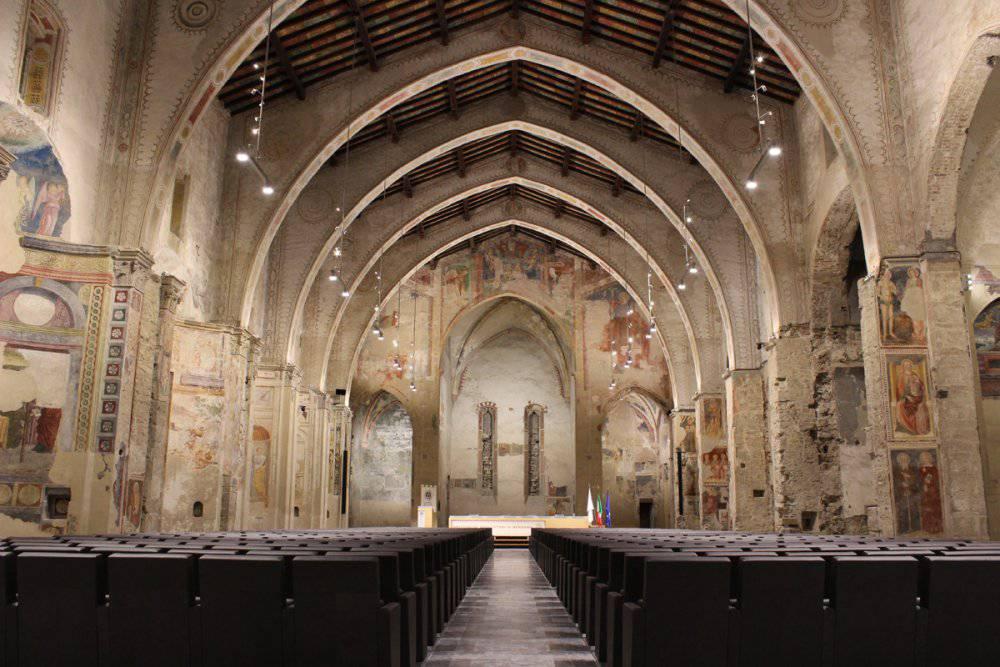 Affreschi Sant'Agostino