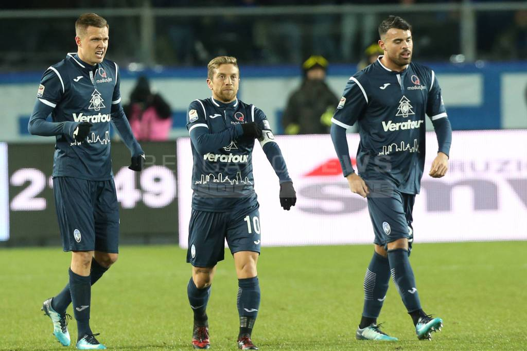Atalanta-Lazio 3-3