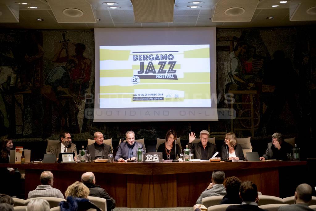 bergamo jazz 2018 presentazione