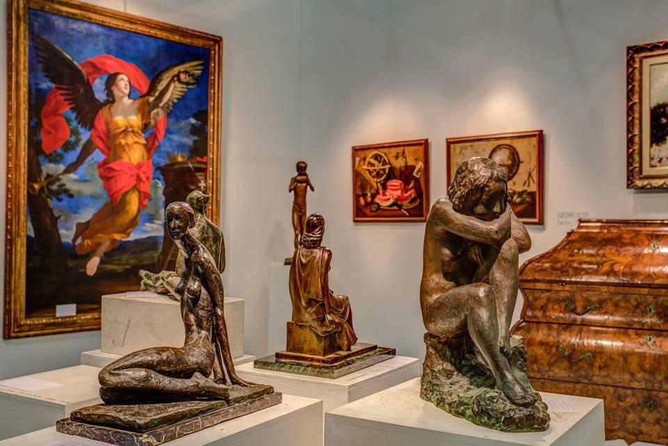 Italian fine art a bergamo fiera d 39 alto antiquariato for Fiera arredamento bergamo