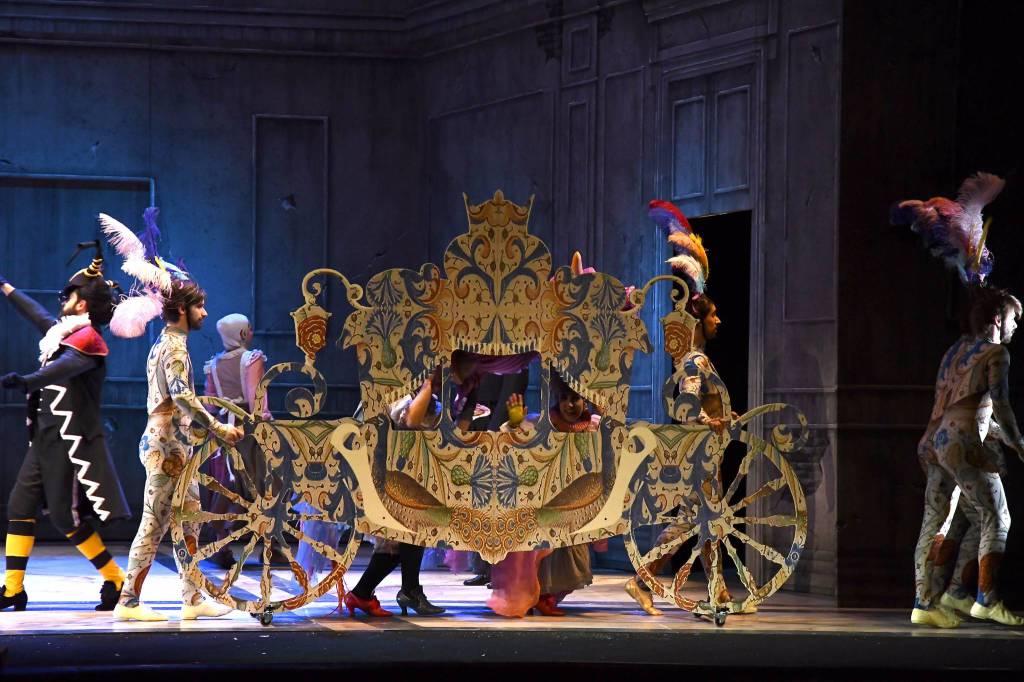 La Cenerentola di Rossini