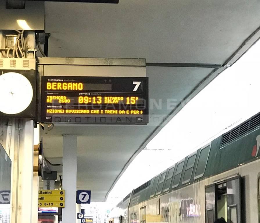 odissea treno