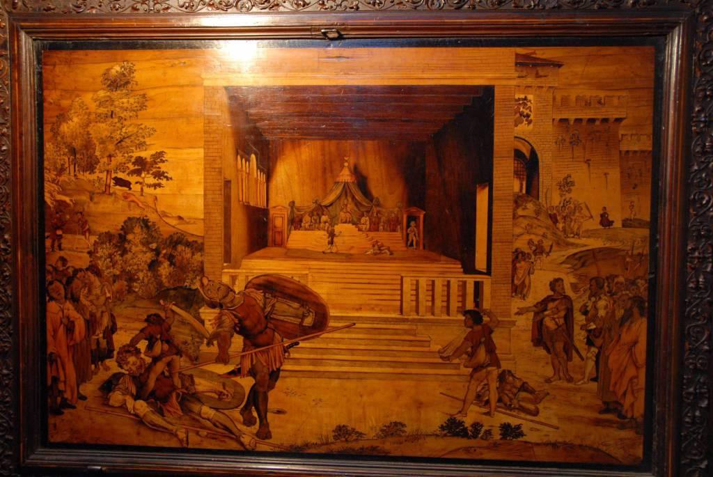 tarsie di Lorenzo Lotto