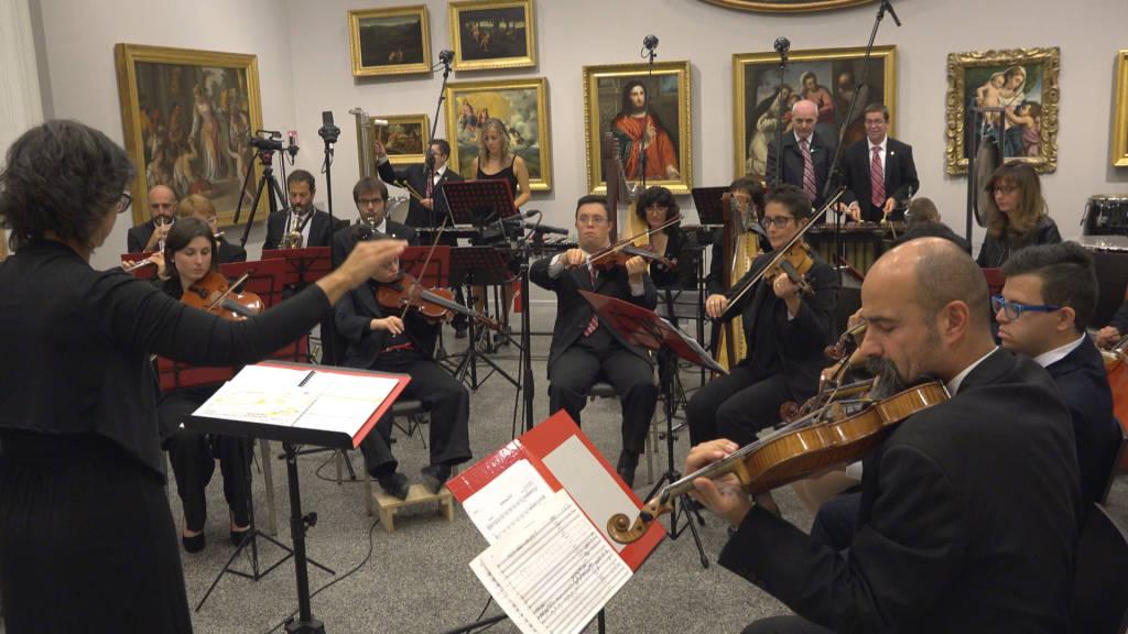 """Orchestra """"La nota in più"""" - foto di Gianfranco Rota"""