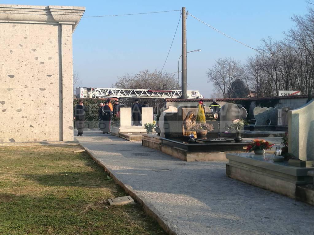 cimitero spirano