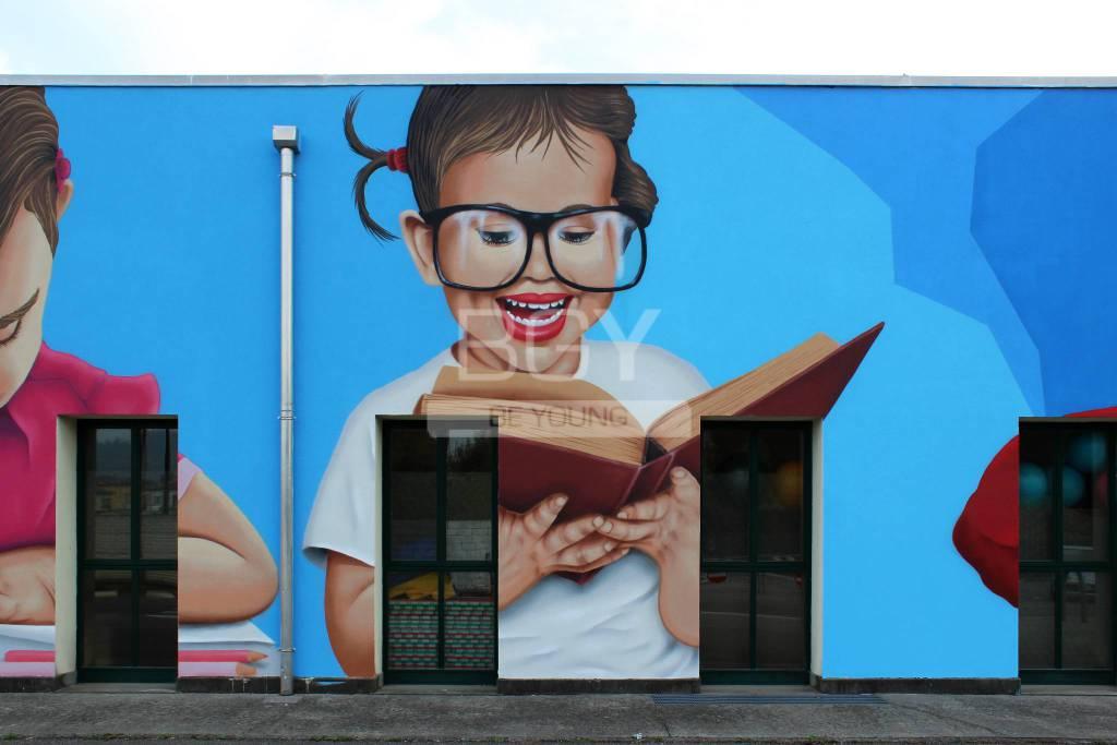 Murales a Pedrengo