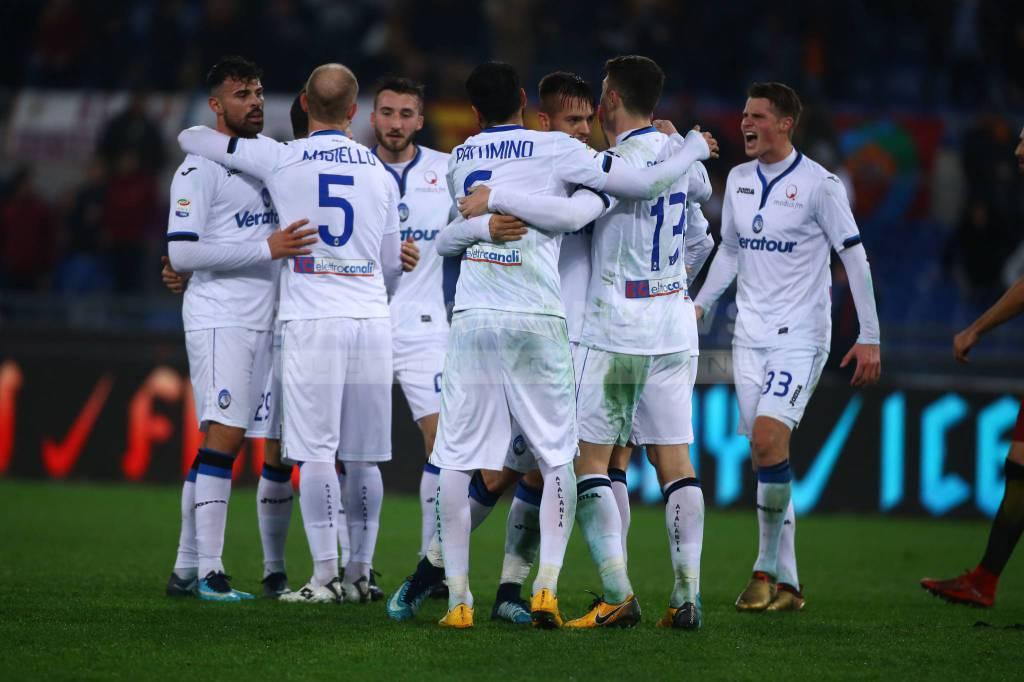 Roma-Atalanta 1-2, il film della partita