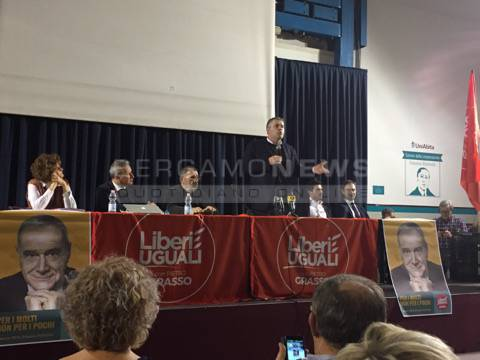 Liberi e Uguali chiude a Gori: avanti con nostro candidato