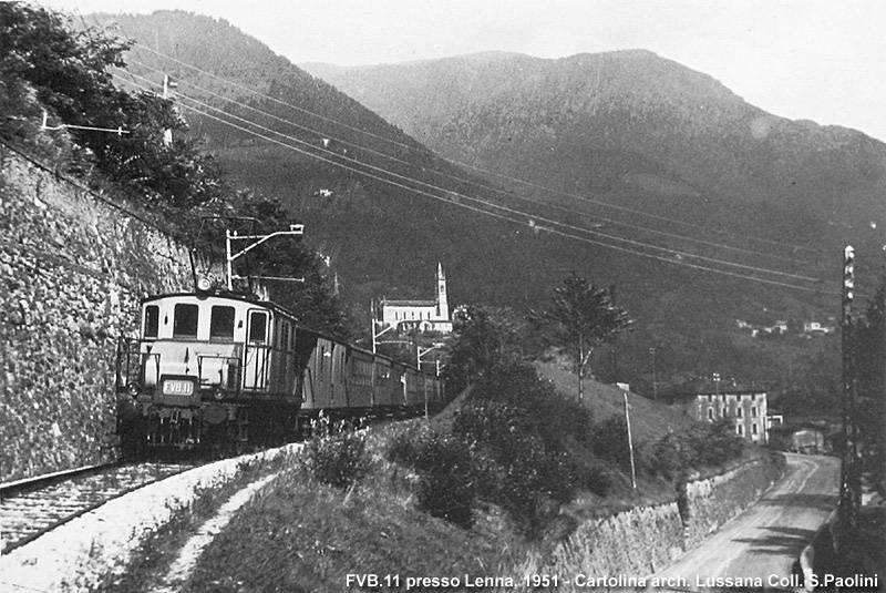 Trenino valle brembana