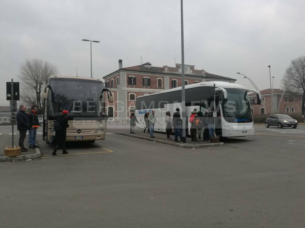 treno bus