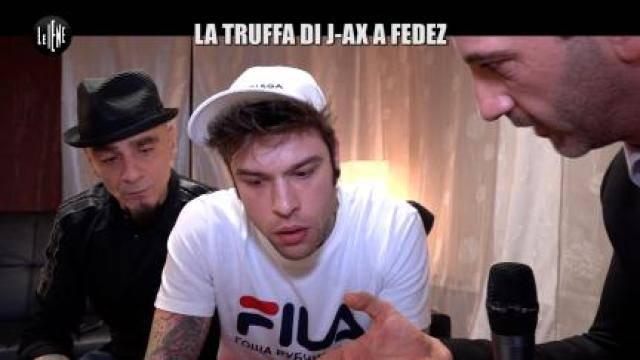 A Le Iene scherzo di J-Ax a Fedez