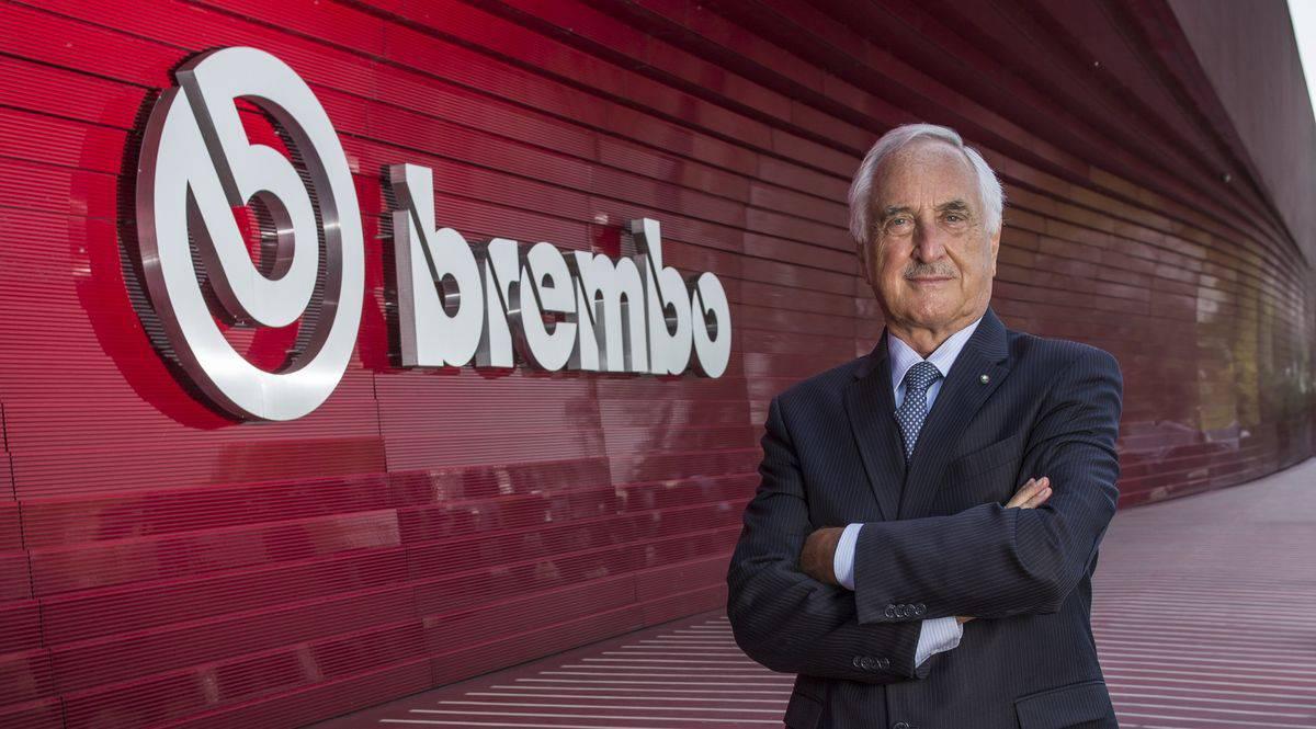 Brembo, utile sale a 263 milioni nel 2017