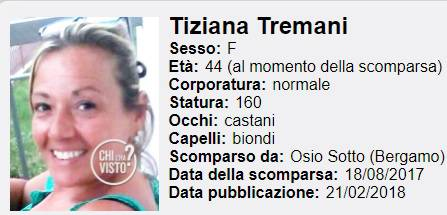 Tiziana Tremani