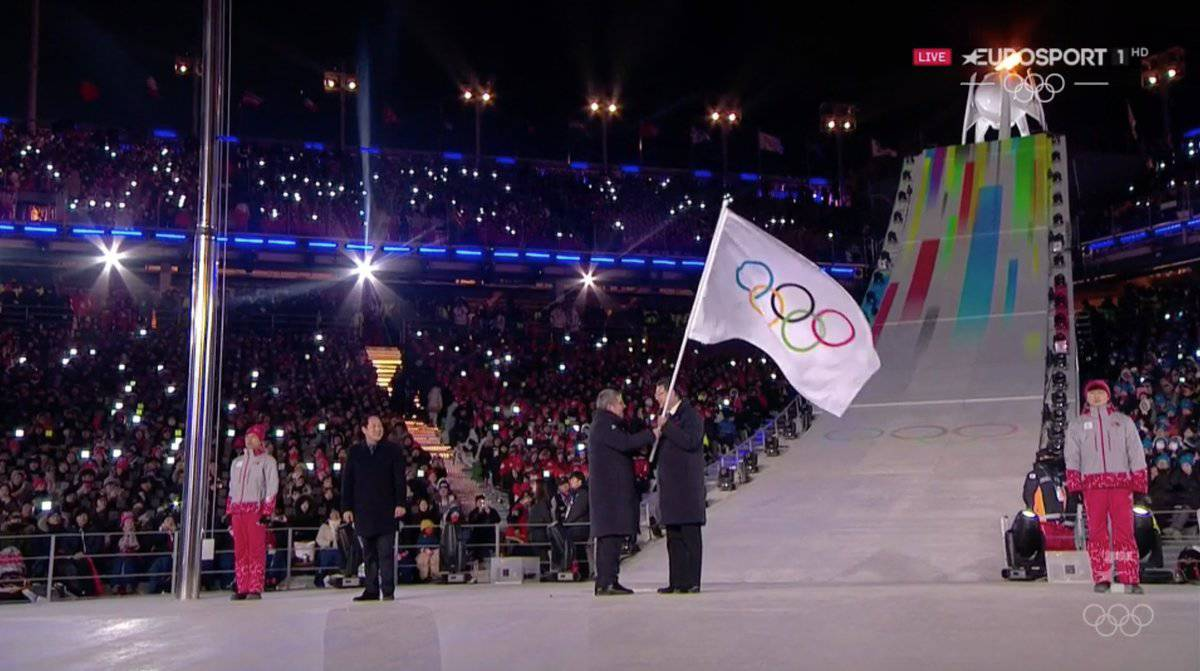 Olimpiadi 2018