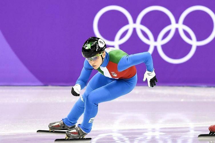 arianna fontana olimpiadi invernali corea 2018