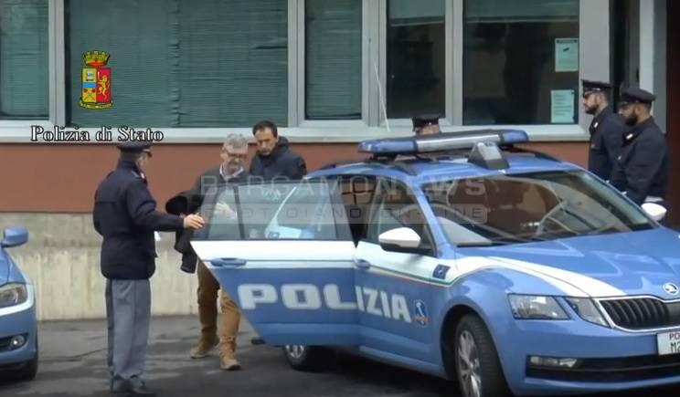 arresto motorizzazione