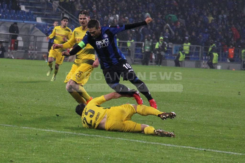 Atalanta, cori contro Batshuayi? L'Uefa apre procedimento disciplinare